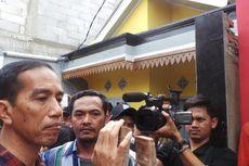 Jokowi Tengok Kampung Deret yang Hampir Rampung di Cilincing