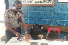 Bawa Ganja di Pelabuhan Laut Jayapura, Dua Remaja Putri Ditangkap