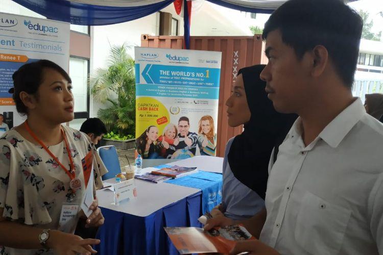 Nuffic Neso Indonesia kembali menggelar Holland Scholarship Day (HSD) 2019, di Erasmus Huis, Kedutaan Besar Belanda, Jakarta (19/1/2018).