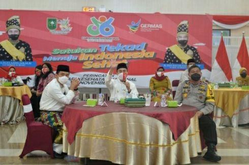 Wali Kota Dumai Ditahan KPK, Gubernur Riau: Mari Kita Doakan agar Sabar Hadapi Cobaan
