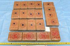 Polisi Australia Sita Paket Heroin Terbesar, Nilainya Rp 1,4 Triliun