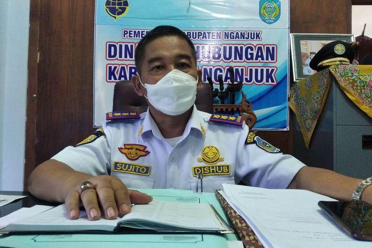 Sekretaris Dishub Kabupaten Nganjuk, Sujito