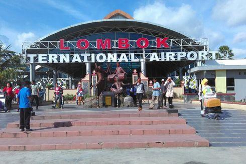 Senin Kemarin, Ada Pembatalan 37 Penerbangan di Bandara Lombok