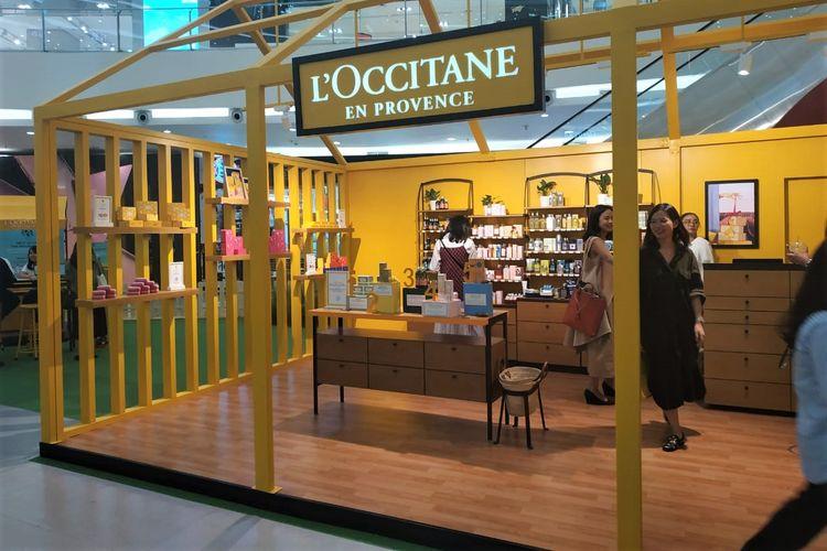 Acara A Magical Sensorial Journey dari lOccitane