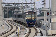 Serikat Pekerja Kereta Api Tolak Rencana MRT Caplok Saham KCI