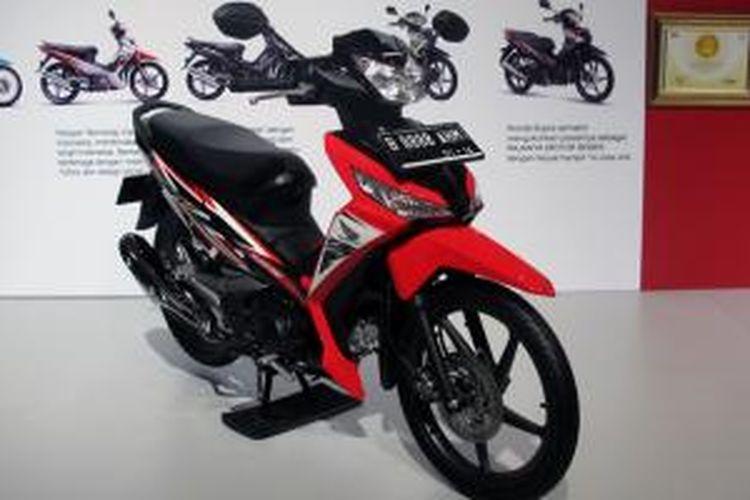 Honda Supra X 125 Punya Kelengkapan Isi Baterai Ponsel