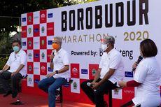 Harapan Gubernur Ganjar Pranowo di Balik Penyelenggaraan Borobudur Marathon 2020