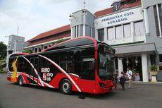 Suroboyo Bus Layani Rute Baru di Jalur MERR