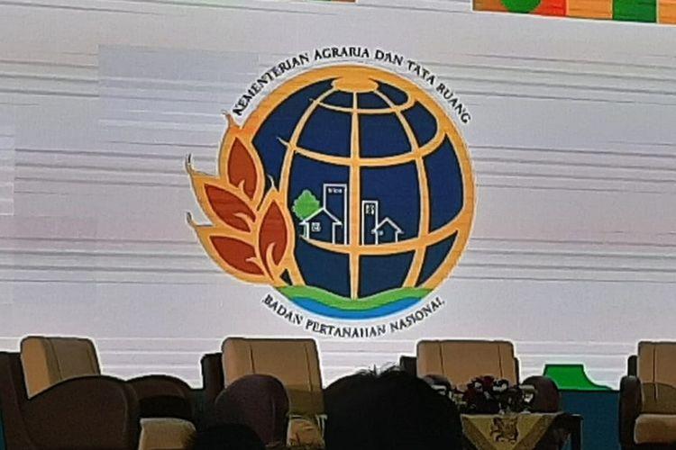 Logo Kementerian ATR/BPN.