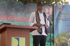 Ditjen SDA Kementerian PUPR Resmikan Program JIAT di Lampung Selatan
