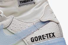 Istimewa, 2 Sneaker Anyar Nike Air Force 1 Berbalut Gore-Tex