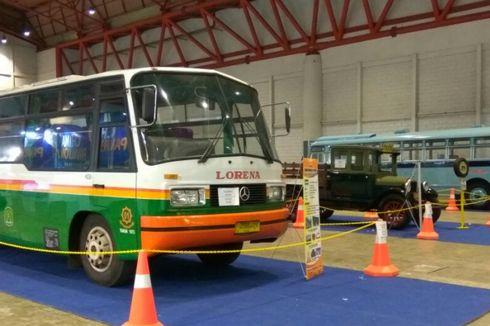 Pada 29 Maret-1 April, Ada Pameran Bus-bus Klasik di JIExpo Kemayoran