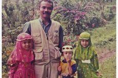 Kisah Ayah Inspiratif, dari Buruh Tani hingga Antar Anak Tiap Hari