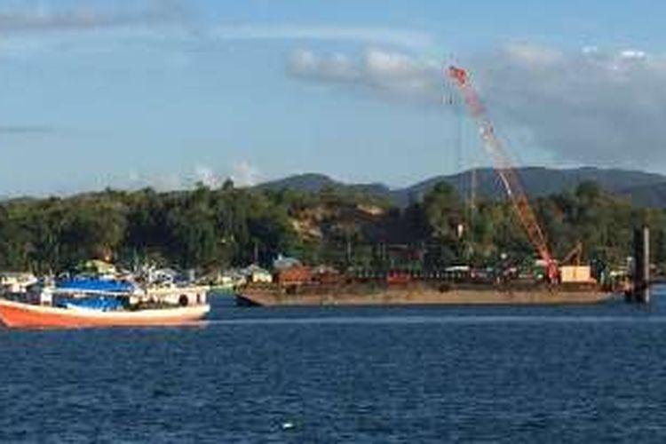 Teluk Kendari, Sulawesi Tenggara.