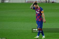 Nasib Barcelona, Kalah Lawan 10 Pemain dan Lihat Real Madrid Juara