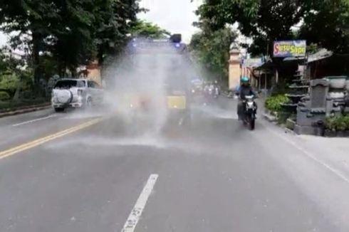 Cara Aman Berkendara saat Kondisi Hujan Abu Vulkanik