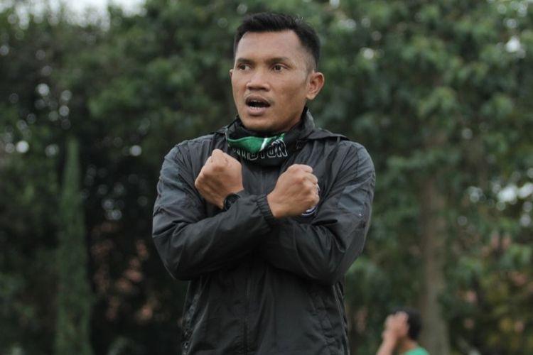 Pelatih fisik PS Sleman Danang Suryadi