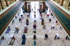 Berikut Panduan Lengkap Kegiatan Keagamaan di Tempat Ibadah Selama Pandemi Corona