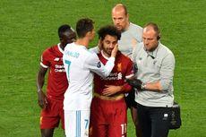 Real Madrid Vs Liverpool, Zidane Tak Peduli Salah: Dia Bukan Pemain Saya