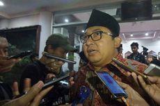 Usul Fadli Zon Terkait Sanksi Penyalahgunaan Dana Parpol