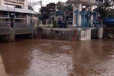 Pintu Air Manggarai Ternyata Dibangun untuk Pindahkan Banjir dari Pusat ke Pinggiran Jakarta
