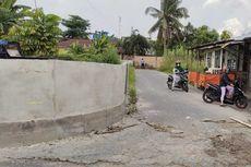 Perjalanan Sayuti Bangun Tembok 2,5 Meter di Jalan Perumahan hingga Akhirnya Dirobohkan TNI-Polri dan Warga