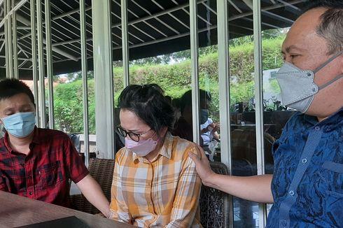 Tangis Seorang Ibu di Semarang Usai Dilaporkan Anak ke Polisi karena Warisan