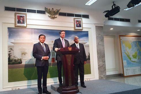 Kamis Pagi, Jokowi Terima Delegasi US-ASEAN Business Council di Istana