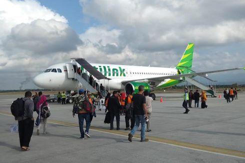 Citilink Buka Lagi Penerbangan Banyuwangi-Denpasar