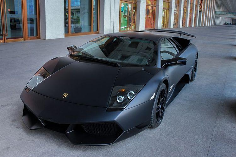 Ilustrasi Lamborghini Murcielago, salah satu jenis mobil mewah yang bakal dilelang pemerintah Meksiko.
