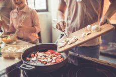 7 Tips Masak di Rumah Saat Bersama Anak, Atur Jadwal sampai Bikin Menu Mingguan