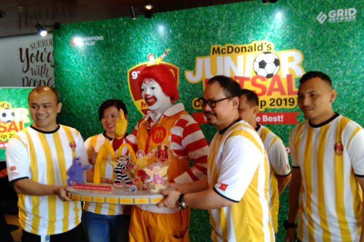 McDonalds Junior Futsal Championship 2019.