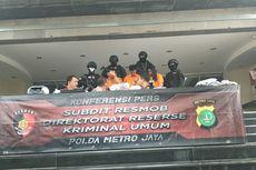 Curi Lebih dari 100 Motor, Pasutri Ditangkap Polisi