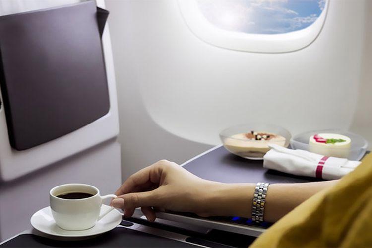 Ilustrasi Penerbangan Bisnis