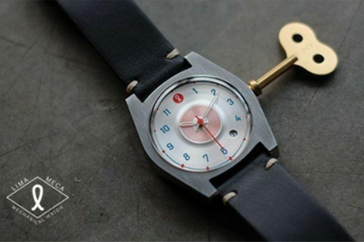 Koleksi jam tangan Meca-01 Lima Watch raih penghargaan Indonesia Good Design Selection 2020.