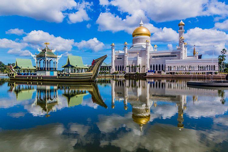 Ibukota Brunei Darussalam, Bandar Seri Begawan.