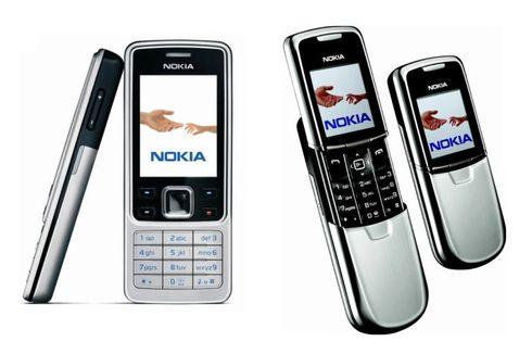 Nokia 6300 dan Nokia 8000 Bakal Lahir Kembali dengan 4G?