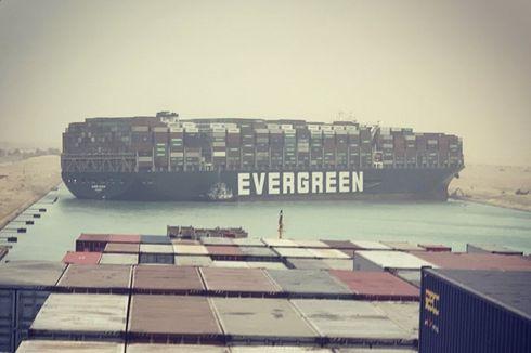 Mesir Akhirnya Setuju Melebarkan Terusan Suez setelah Insiden Kapal Ever Given
