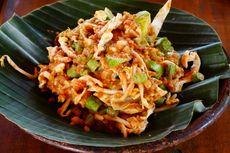 Resep Karedok Bumbu Kacang, Makanan Sehat Rendah Kolesterol