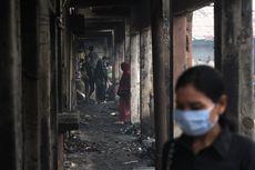 Cerita Pedagang Pasar Ciranjang, seperti Mimpi 2 Kali Jadi Korban Kebakaran