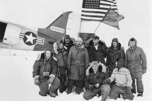 Hari Ini dalam Sejarah: Pendaratan Pesawat Pertama di Kutub Utara..