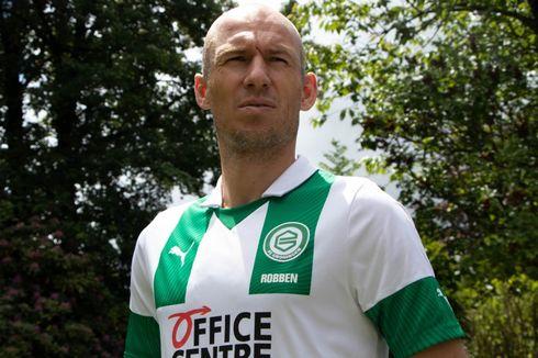 Lama Dirundung Cedera, Arjen Robben Berencana Kembali Berlaga