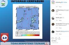 BMKG: Tercatat 28 Kali Gempa Susulan, Warga Diimbau Waspada Bangunan Retak dan Rusak