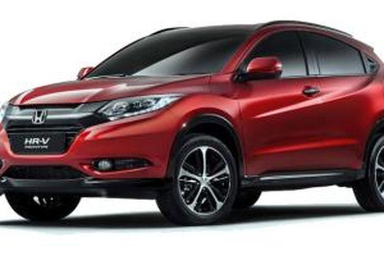 HR-V disiapkan untuk menangkap pasar SUV yang semakin menggeliat di Eropa.