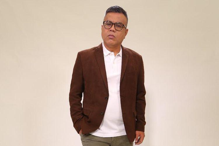 Komika Abdel Achrian, salah satu juri Stand Up Comedy Indonesia (SUCI) IX KompasTV