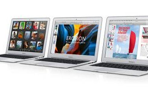 MacBook Air Ukuran Baru Siap Meluncur?