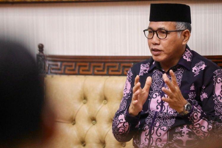 Plt Gubernur Aceh, Nova Iriansyah
