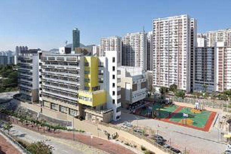 Sing Yin Secondary School ditahbiskan sebagai sekolah menengah paling hijau di dunia oleh US Green Building Council.