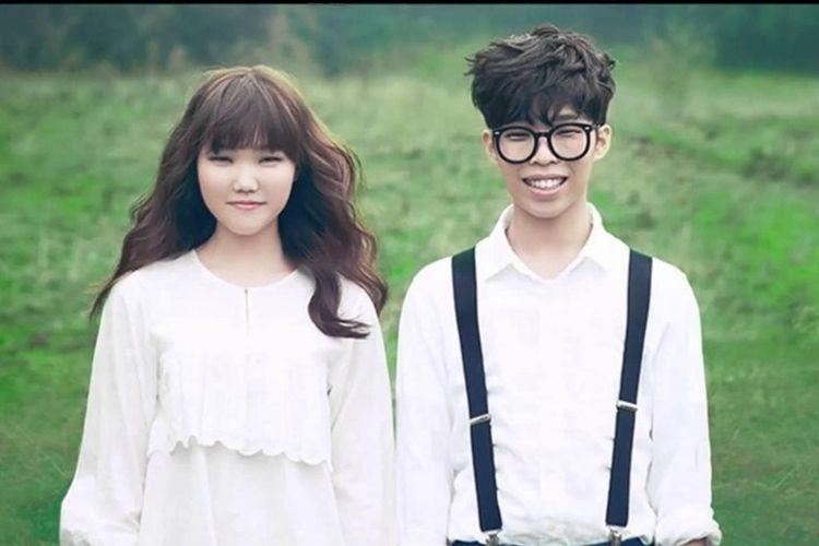 Duo musik kakak beradik asal Korea Selatan, AKMU.