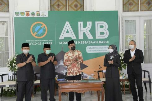 Ridwan Kamil Teken Pinjaman Daerah Rp 1,8 Triliun dari PT SMI, Buat Apa?